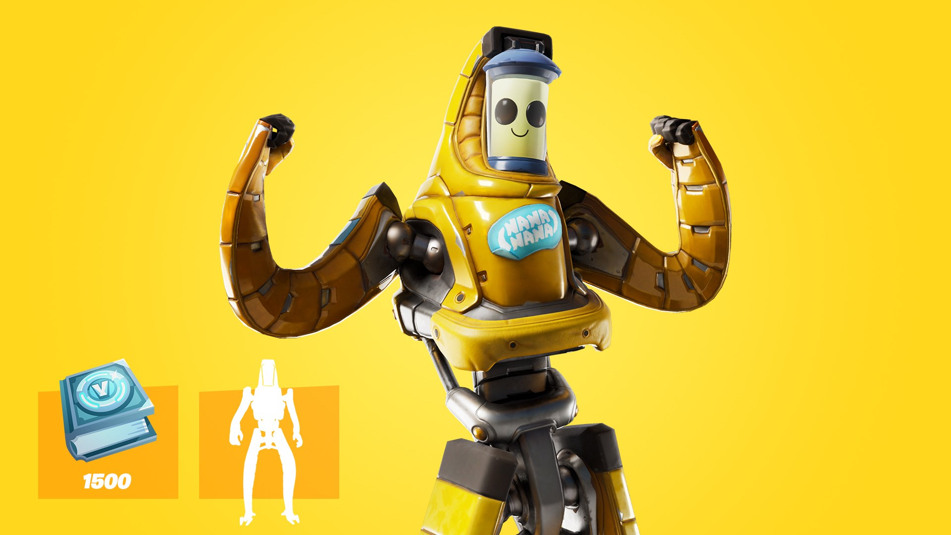 Fortnite - P-1000's Challenge Pack